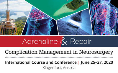 Adrenaline and Repair Klagenfurt