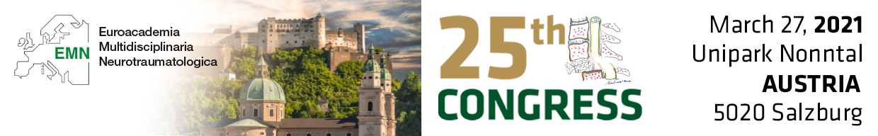 25th Anniversary Congress EMN 2020 Salzburg