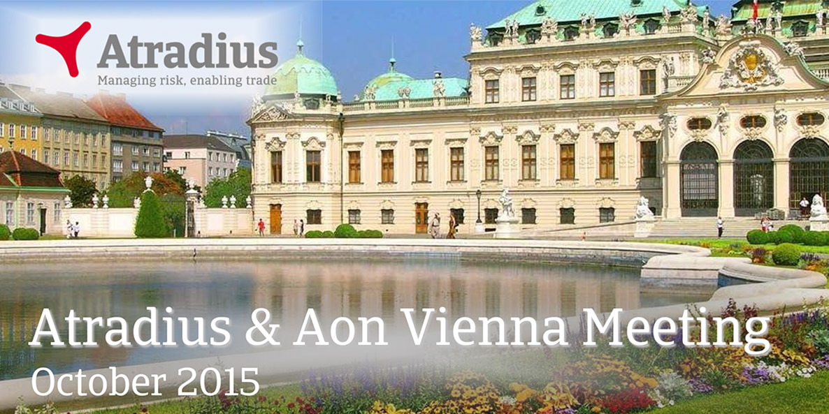 Atradius & Aon Vienna Meeting 2015